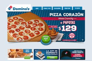 Domino's Pizza: opiniones y comentarios
