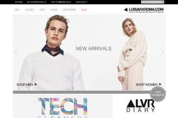LuisaViaRoma: opiniones y comentarios