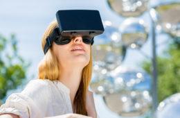 Realidad virtual: estatus y avances