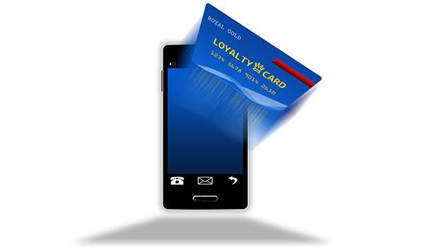 Crecerán en 5 años tarjetas de lealtad móviles