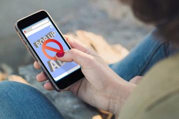 Reporte: 24.6% en EU y Europa usan bloqueadores de anuncios