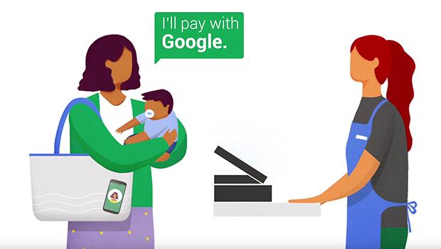 Google experimenta con pagos sin sacar tu teléfono