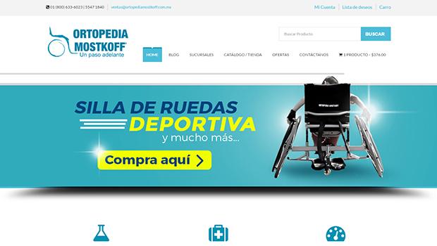 Ortopedia Mostkoff: opiniones y comentarios