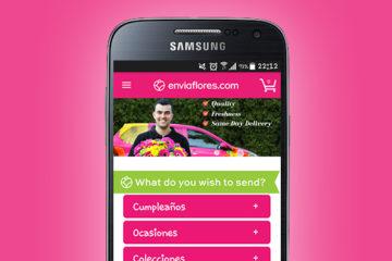App EnviaFlores