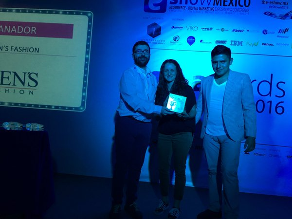 Ganan Pedidos, Walmart y Men's Fashion premio Marketing4ecommerce México