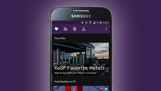 App Hotel Tonight: opiniones y comentarios