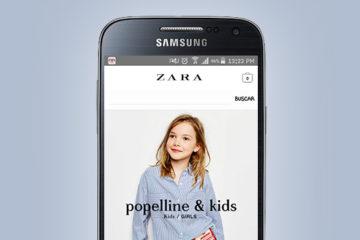 App Zara: opiniones y comentarios