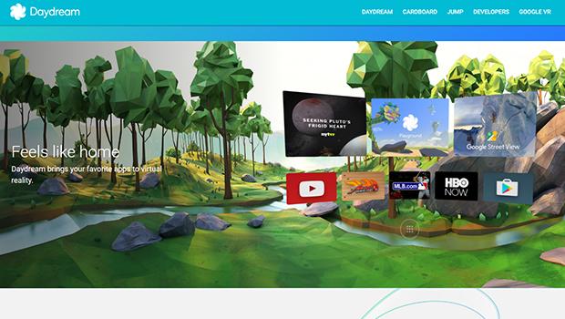 Presenta Google plataforma de realidad virtual Daydream