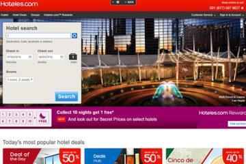 Hoteles.com: opiniones y comentarios