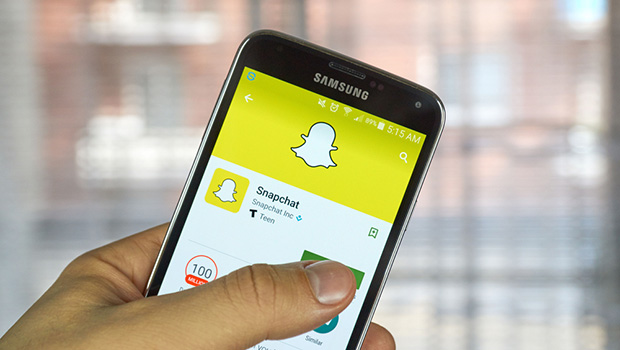Se duplica consumo de video en Snapchat