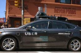 Vehículos autónomos de Uber, probados en Pittsburg