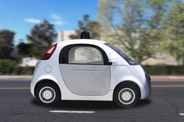Google busca conductores para sus vehículos autonomos
