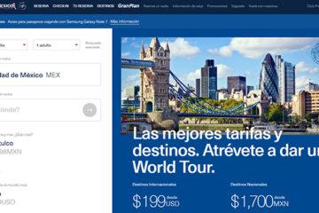 Aeroméxico: opiniones y comentarios