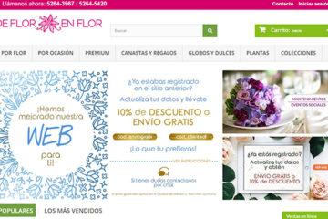 De Flor en Flor: opiniones y comentarios