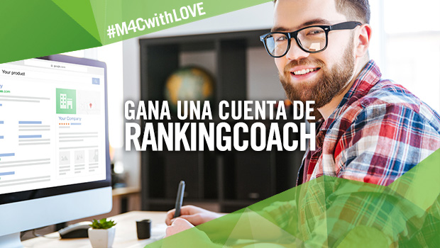 ¡Gana con Marketing4eCommerceMx y Ranking Coach!