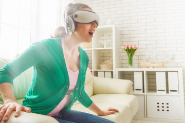 Invierten miles de millones en Realidad Virtual y Aumentada