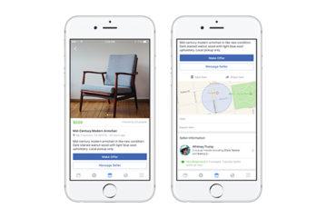 Facebook lanza Marketplace, app para ventas P2P