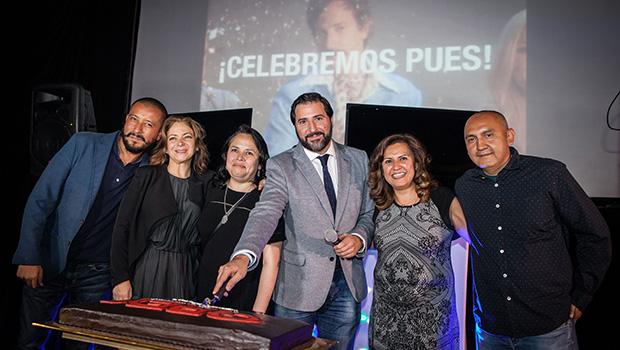 Celebra Grey México 30 años