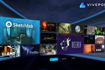 HTC crea tienda de realidad virtual