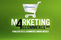 Marketing4eCommerce.Mx, finalista en los eCommerce Awards México