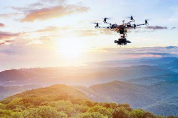 Los drones y sus usos en empresas