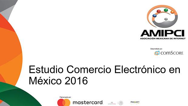 Estudio de eCommerce en México 2016