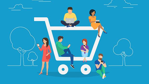 El eCommerce en EU logró 92 mil millones en fiestas