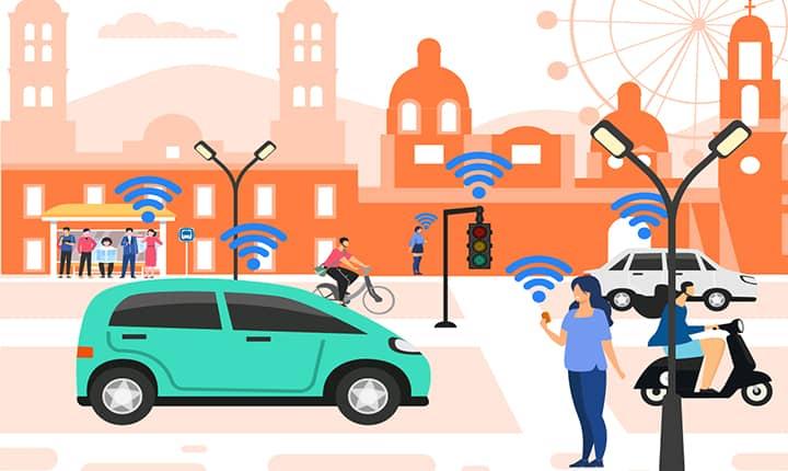Smart Transportation en Puebla