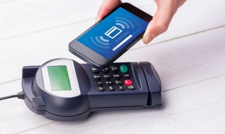 consumidores utilizaron pagos sin contacto en Latinoamérica (VISA 2020)