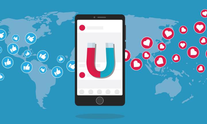 Top: los influencers más seguidos en redes sociales en el mundo