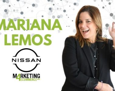 """Mariana Lemos (Nissan): """"Nissan en Vivo es un showroom virtual que permite a los clientes conocer la gama de vehículos en tiempo real"""""""